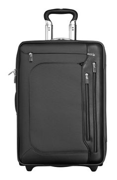 Tumi  Arrive - De Gaulle  International Carry-On Luxury Luggage 74c6884981c1f