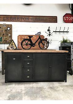Exemple Fabrication meuble avec tiroirs
