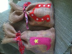 Cowboy and Cowgirl party favors!!!!