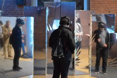 VR Gets Experimental At Moving Image New York 2017 http://ift.tt/2mOEkaF The immersive NYC art exhibition featured some truly creative virtual reality installations.  The Moving Images immersive art fair has officially shut its doors to the public but not