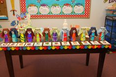 Hands On Bible Teacher: Twelve Sons of Jacob Visual Made from Gerber Puff Containers