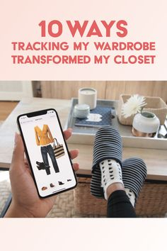 Tracking my wardrobe has given me more organizational options, a realistic view of my wardrobe and a creative outlet to have fun with my clothes. Here's how I saved money by avoiding bad purchases and saved time by getting dressed faster.