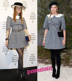 Vestido de Chanel: ¿Diane Kruger o Anna dello Russo?