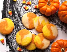 Yummy Candy Corn Cookies: They're the ideal Halloween dessert recipe!