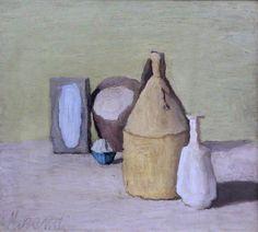 Giorgio Morandi. 1890-1964. Bologne.