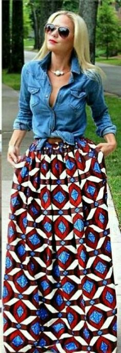 Stylish Outfits, Cool Outfits, Summer Outfits, African Clothes, African Dress, African Design, African Style, African Fashion Designers, Afro Style