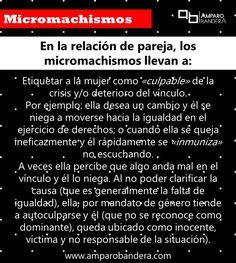 Micromachismos en la relación de pareja #Micromachismo #Micromachismos #mM