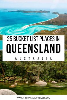 Planning your Queensland holidays but not sure where to go? This guide covers 23 of the best places to visit in Queensland from the Gold Coast to the far north. Melbourne, Sydney, Brisbane, Australia Travel Guide, Visit Australia, Best Places To Travel, Cool Places To Visit, Australian Road Trip, Australian Food