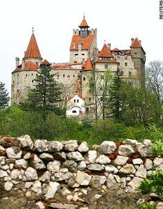 Vlad the Impaler's castle; Wallachia
