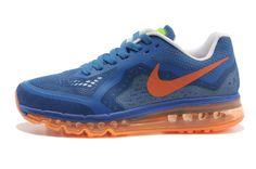 Nike Air Max 2014 Blue Orange £69.99