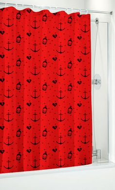 LOVE this for the boys pirate bathroom!