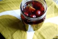 Quick Pickled Cherries and Cucumbers: Brooklyn Supper Pickled Peaches, Pickled Cherries, Pickled Fruit, Quick Pickled Cucumbers, Pickling Cucumbers, Easy Dill Pickle Recipe, Refrigerator Pickle Recipes, How To Make Pickles, Homemade Pickles