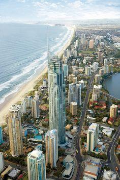 #AustraliaItsBig - Gold Coast, Queensland, Australia