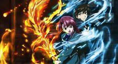 Kazuma & Ayano | Kaze no Stigma