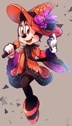 Arte Do Mickey Mouse, Minnie Mouse Halloween, Mickey Mouse Cartoon, Mickey Mouse And Friends, Disney Halloween, Disney Dream, Disney Love, Disney Mickey, Disney Art
