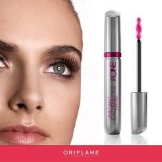 Brush on the lash extension-look in seconds. Extreme lengthening mascara with innovative spiral brush and flexible, fibre-filled formula glides through lashes and extends them by up to a dazzling Dries quickly for a smudge-free finish**. Oriflame Beauty Products, Oriflame Cosmetics, Lengthening Mascara, Fiber Lash Mascara, Lash Extensions, Smudging, Skin Care Tips, Beauty Hacks, Beauty Tips