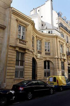Hôtel de Bérulle - 15 rue de Grenelle