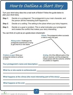 How to write story writing