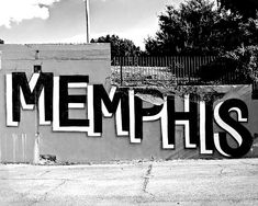 Memphis Tennessee city photo print