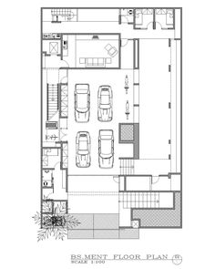 Image 16 of 20 from gallery of Ben House GP / Wahana Architects. Floor Plan