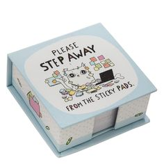 Please Step Away Memo Cube #Cats #Work #Mug #Enesco #LaughAtYourJob
