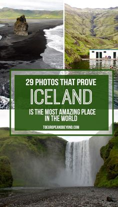 In case you didn't know, #Iceland is incredibly photogenic.