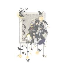 """""""We Are The Night"""" by girlinthebigbox ❤ liked on Polyvore featuring art"""