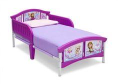 Disney (ディズニー) アナと雪の女王 デルタ プラスチック 組み立て式 子供用ベッド