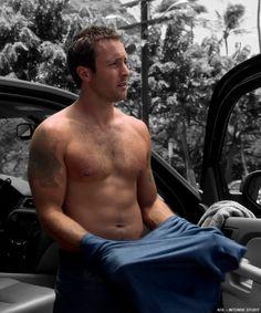 302-shirtless | Alex O´Loughlin ~ An Intense Study