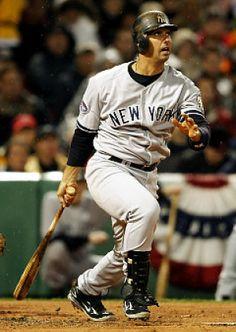 Jorge Posada targets First Home Run in Yankee Stadium opener