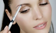 How to Use Eyebrow Makeup to Fill in Your Brows - Shape Magazine