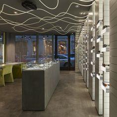 Carlotti optic boutique by Véronique Laurent