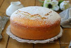 DOLCE PRESTO FATTO senza burro sofficissimo,facile, alto, morbido e profumato, ideale per la colazione e la merenda, ricetta torta soffice facile