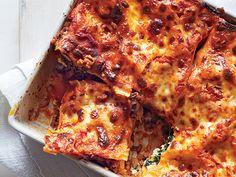 Tuscan Lasagna  Recipe | Epicurious.com