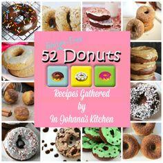 52 Gluten-Free Donuts   In Johnna's Kitchen