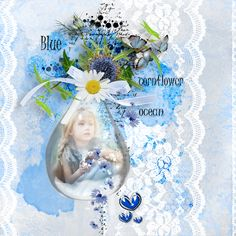 NEW in Store , Blue summer by VanillaM Tube Anastasiya-landa. ©InadigitalArt2016. This kit contains: huge pack of 49 brushes 10 gorgeous clusters to play 219 elements 18 papers /some of them worn papers 8 playful WA All papers are in. Jpg, 3600x3600, 300dpi. The elements are in. Png Size at 300dpi Type of Use: This product is for personal use only. Thank you to consult the TOU in the file before using this product.  http://scrapfromfrance.fr/shop/index.php…  http:/