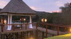 Your Dream African Safari Wedding Venue Safari Wedding, Lodge Wedding, Romantic Weekends Away, Outside Showers, Game Reserve, African Safari, Lodges, Gazebo, Big 5