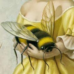 She Who Seeks: All Hail the Bee Goddess!