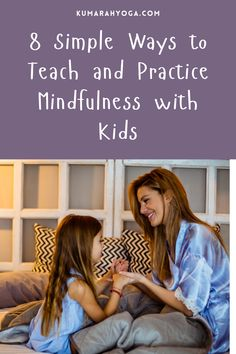 Learn some easy and fun ways to practice mindfulness with kids and teach them mindful emotional regulation and self-awareness! Mindfulness for kids is so beneficial in many ways, learn what you need to do to help kids be mindful today. Teaching Mindfulness, What Is Mindfulness, Mindfulness For Kids, Mindful Activities For Kids, Kids Learning, Mindful Parenting, Parenting Hacks, Emotional Awareness, Emotional Regulation