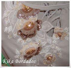 Camiseta bege, Sonia (Bahia)
