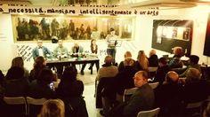"""Ieri, al Teatro Bellini, una gran bella serata per la presentazione di """"Un Binomio Perfetto"""" del nostro autore Antonio Chicoli.  ."""
