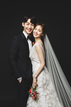 Pre Wedding Shoot Ideas, Pre Wedding Poses, Pre Wedding Photoshoot, Wedding Couples, Wedding Bride, Wedding Dresses, Korean Wedding Photography, Wedding Couple Poses Photography, Ulzzang