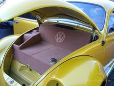 1968 VW beetle interior - Google Search