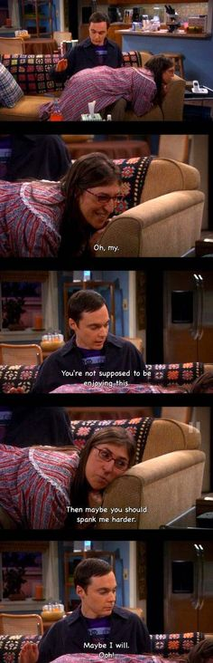 Big Bang Theory. I love Sheldon!