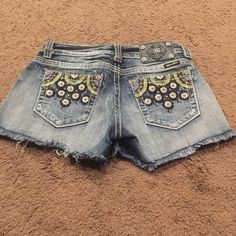 Sale New Miss Me Shorts New without tags Miss Me Shorts size 26. Miss Me Jeans