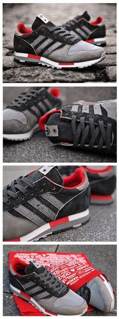 Hanon x adidas Consortium CNTR 'Granite'