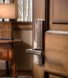 "Convex Privacy Set - 2 1/2"" x 10"" Privacy Mortise Bolt / Spring Latch E30511 