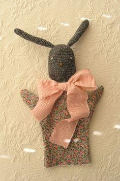 Glove puppet | Rabbit | Bunny