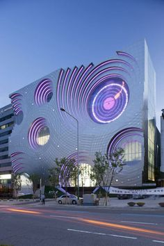 Kring Kumho Culture Complex by Unsangdong Architects in Seoul, South Korea