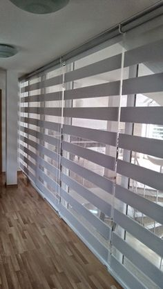 +1 Faux Blinds, Sheer Blinds, Curtains With Blinds, Cortinas Rollers, Blinds For Windows Living Rooms, Patio Door Blinds, Zebra Blinds, Modern Blinds, Coastal Bedrooms